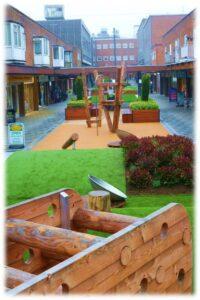 Stevenage Market Place