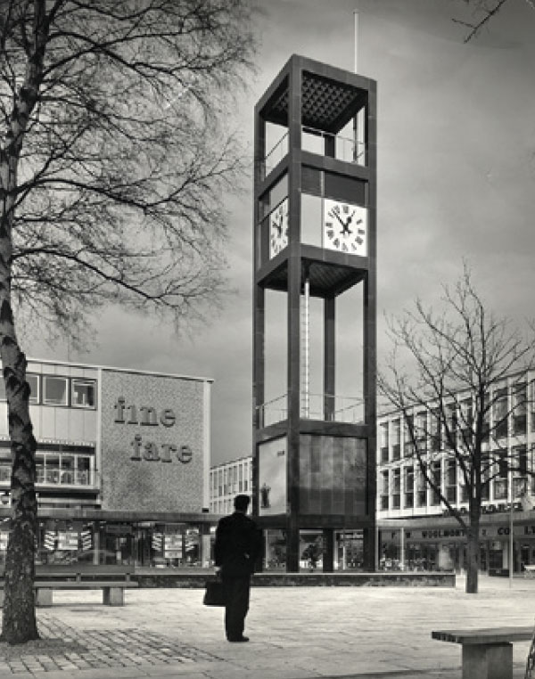Stevenage Clock Tower
